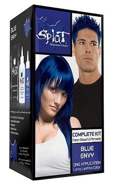 Splat Semi-Permanent Hair Dye Kit