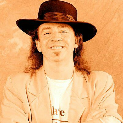 Stevie Ray Vaughan Soul Patch