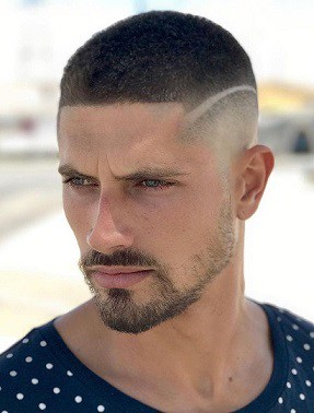 The Crew Cut Hairstyle