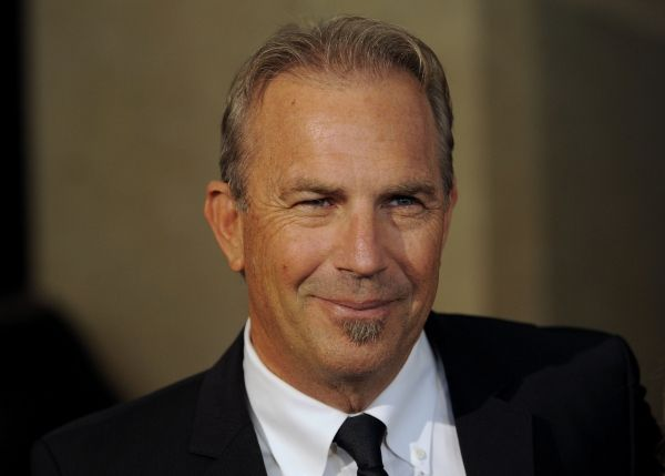 The Kevin Costner Soul Patch Style