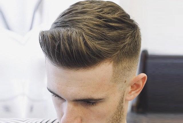 Short Quiff Hairstyle