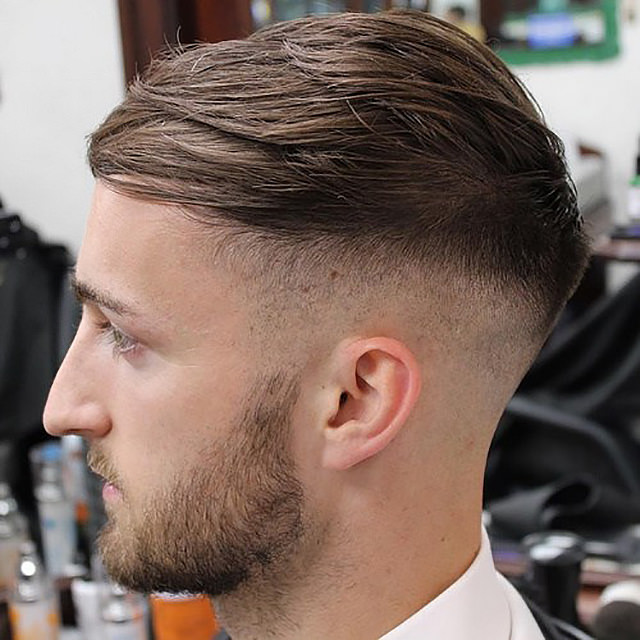 The Cortex Shadow Fade Haircut