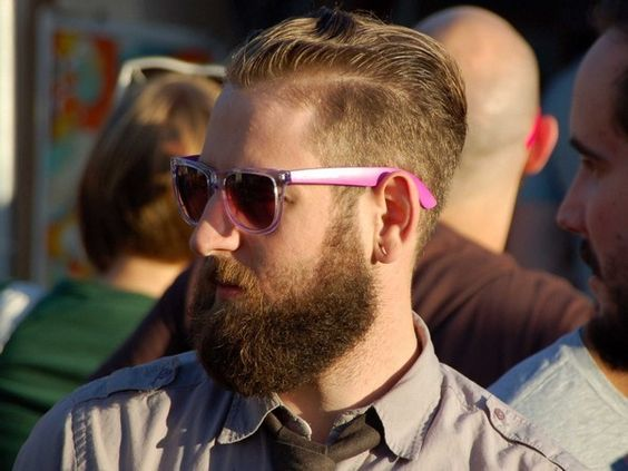 Hipster Fade