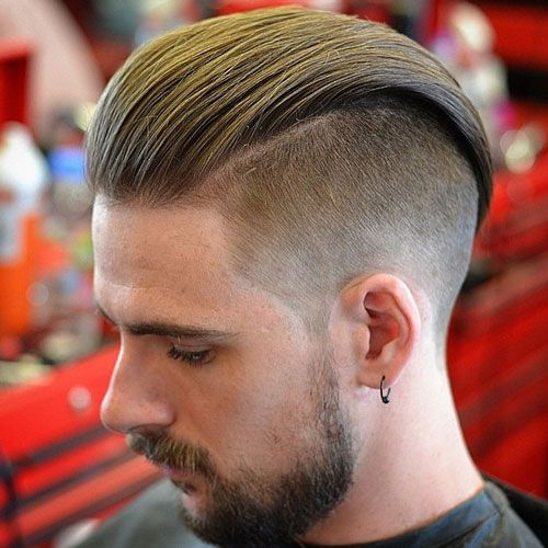 Mens Long Hair With an Undercut – 20 Stylish Growing Out Your ...