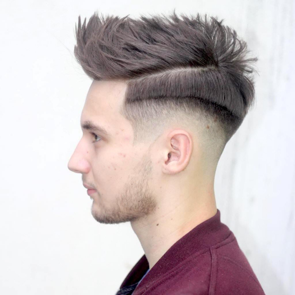 Step Cut Shadow Fade