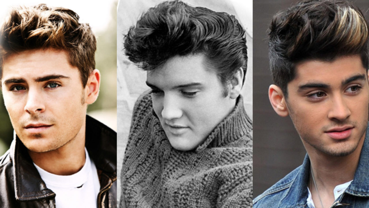 15 Most Attractive Men\'s Hairstyles That Women Love - AtoZ ...