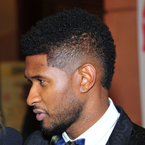 10 Best Burst Fade Haircut For Men What Is Burst Fade