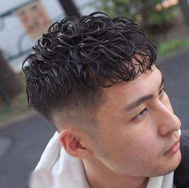 Hard Parts with Curly Cut