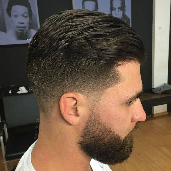 Low Shadow Fade at the Back