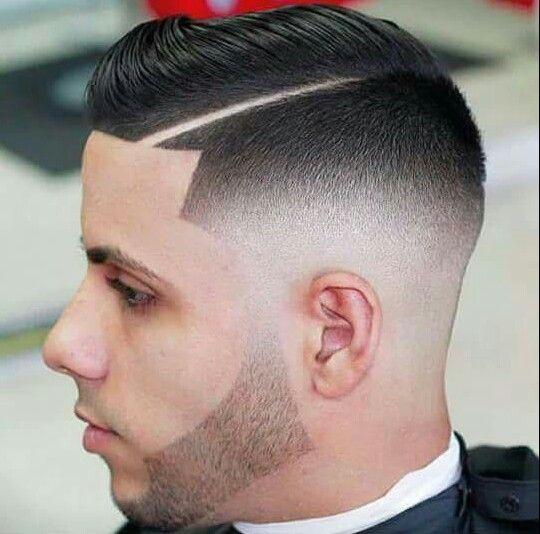Shaved Line Up Hard Part