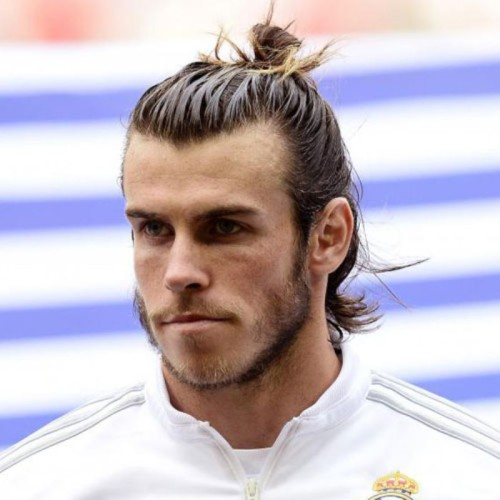 How To Get The Gareth Bale Haircut Atoz Hairstyles