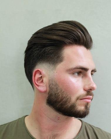 The Cortex Shadow Fade Haircut