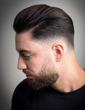 The Patchy and Low Shadow Fade Cut