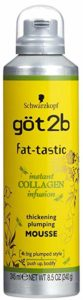 Got2b fat-tastic Instant Collagen Infusion Mousse - atozhairstyles