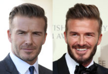 Beard Shape and Style for Oval Faces