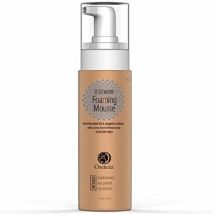 O So Wow Volumizing Hair Mousse (Osensia) - atozhairstyles