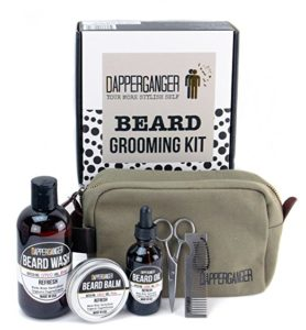 3 DapperGanger Beard Kit - Beard grooming kits