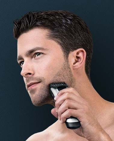 Groomed Beard