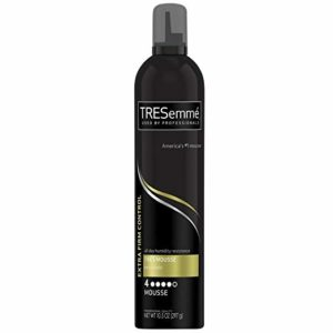 TRESemme TRES Two Hair Mousse - atozhairstyles