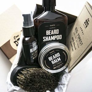 5 Big Forest Beard Grooming Kit - Beard grooming kits