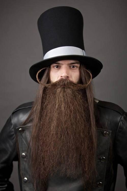 The Merlin Beard