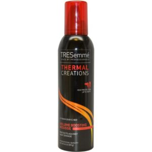 5. TRESemme Thermal Creations Volumising Mousse - atozhairstyles