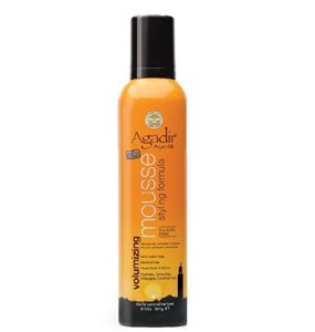 Agadir Argan Oil Volumizing Styling Mousse - atozhairstyles