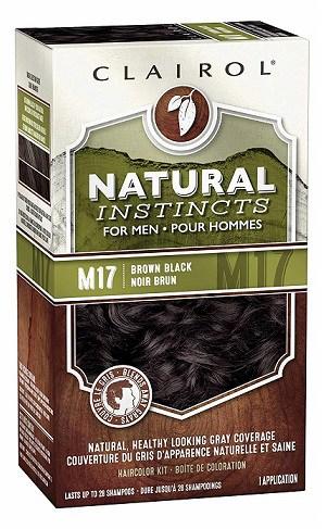 Clairol Natural Instinct semi-permanent hair dye