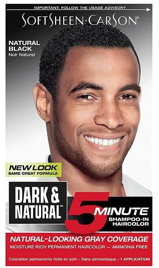 Softsheen-Carson Dark and Natural hair color