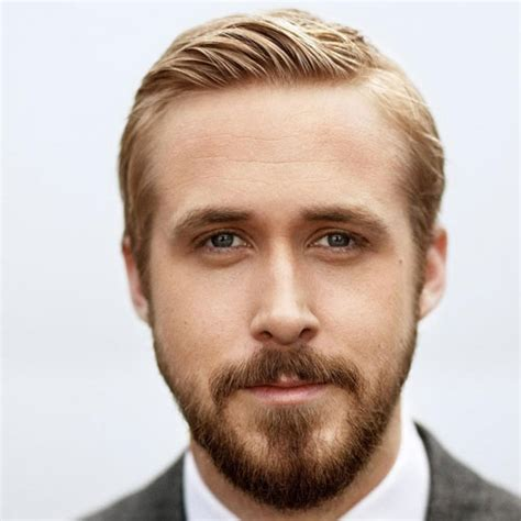 Beard Shape and Style for TriangleFaces