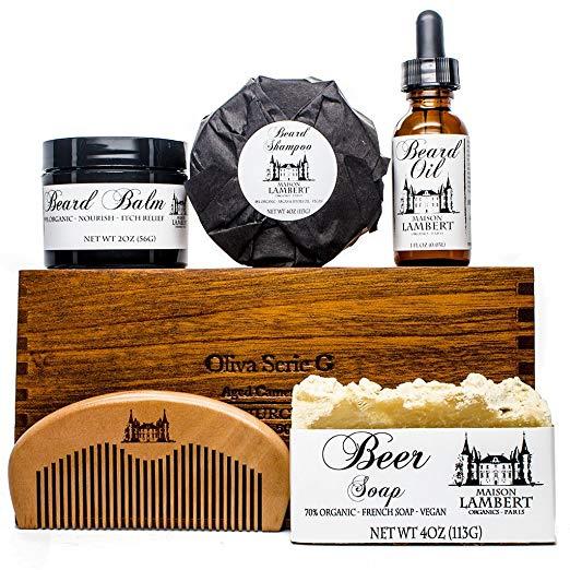 Amazing Beard Grooming Kits