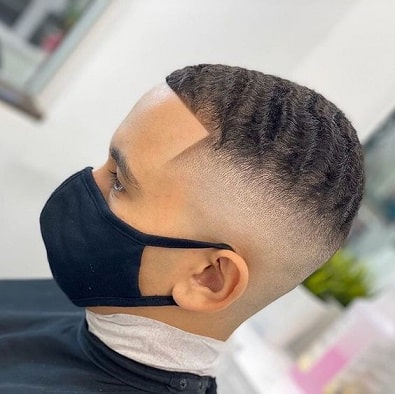 FADE WITH TOP WAVES
