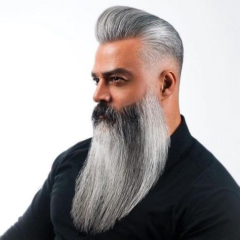 Heavy Beard