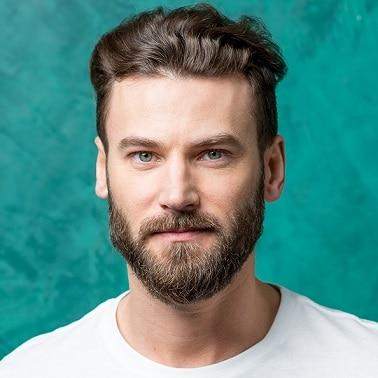 High Boxed Beard