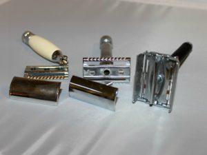 Types of razor