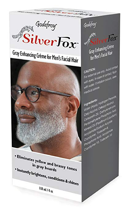 15 Best Grey Beard Styles- How to Rock Them with Pride - AtoZ Hairstyles
