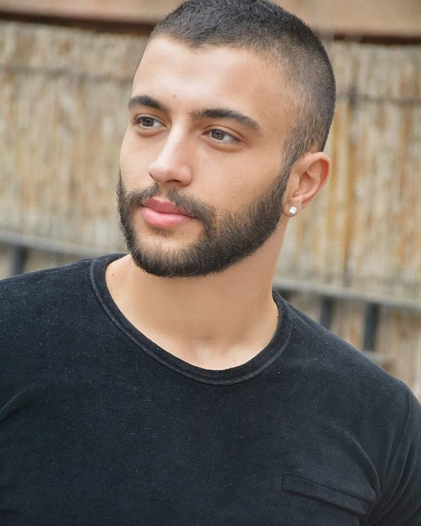 Short Hair With Beard :: 20 Best Iconic Beard Styles for ...