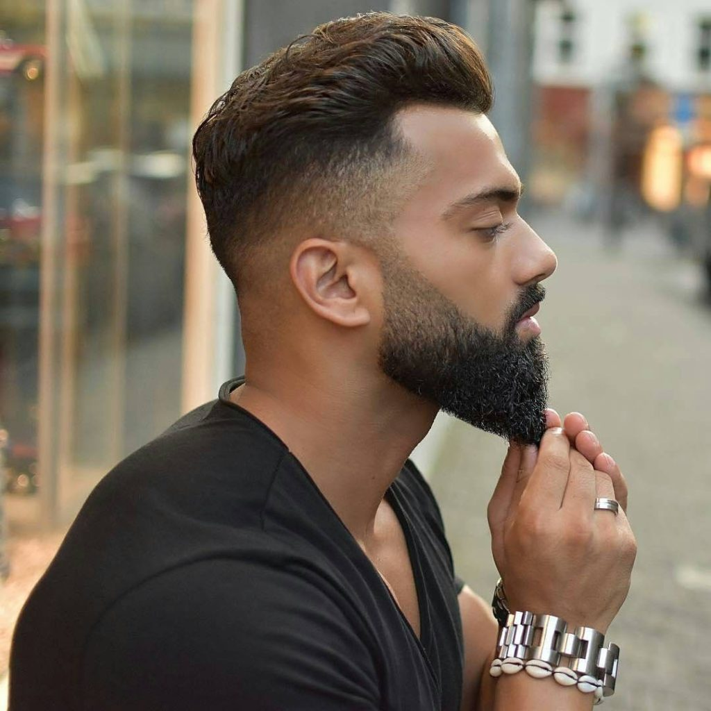 Short Hair With Beard 20 Best Iconic Beard Styles For Men Atoz Hairstyles