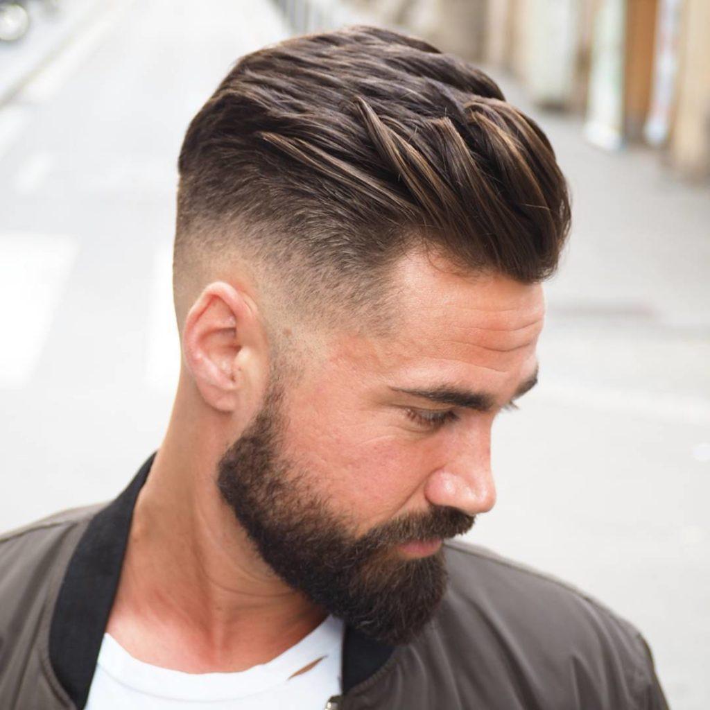 Short Hair With Beard 20 Best Iconic Beard Styles For Men Atoz