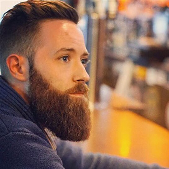 Short Hair With Beard 20 Best Iconic Beard Styles For Men Atoz
