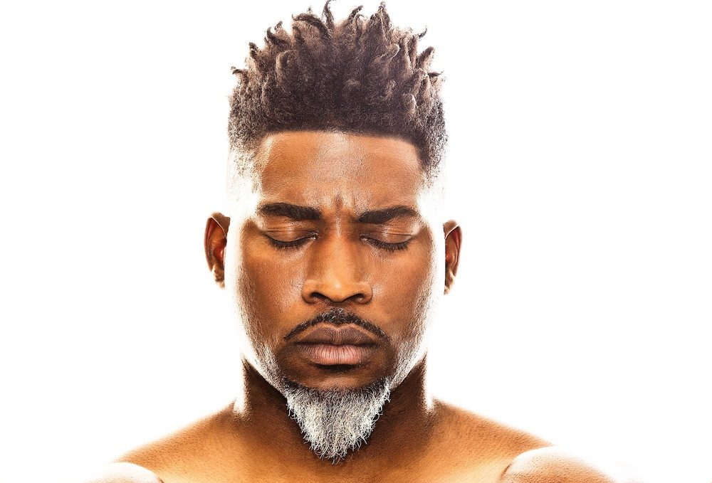 Facial for black men