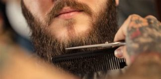 How to shape your beard
