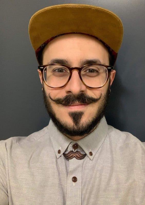 Mustache style 5