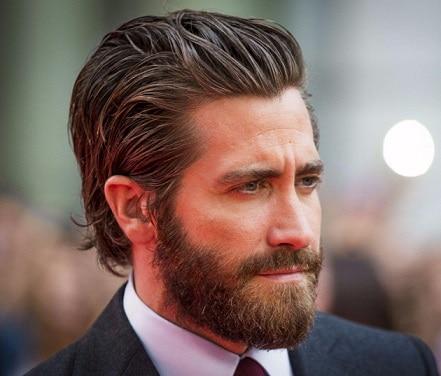 Stiletto Beard