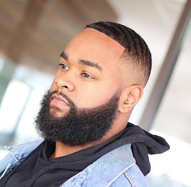 The Garibaldi Beard