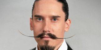 The Dali Style Moustache