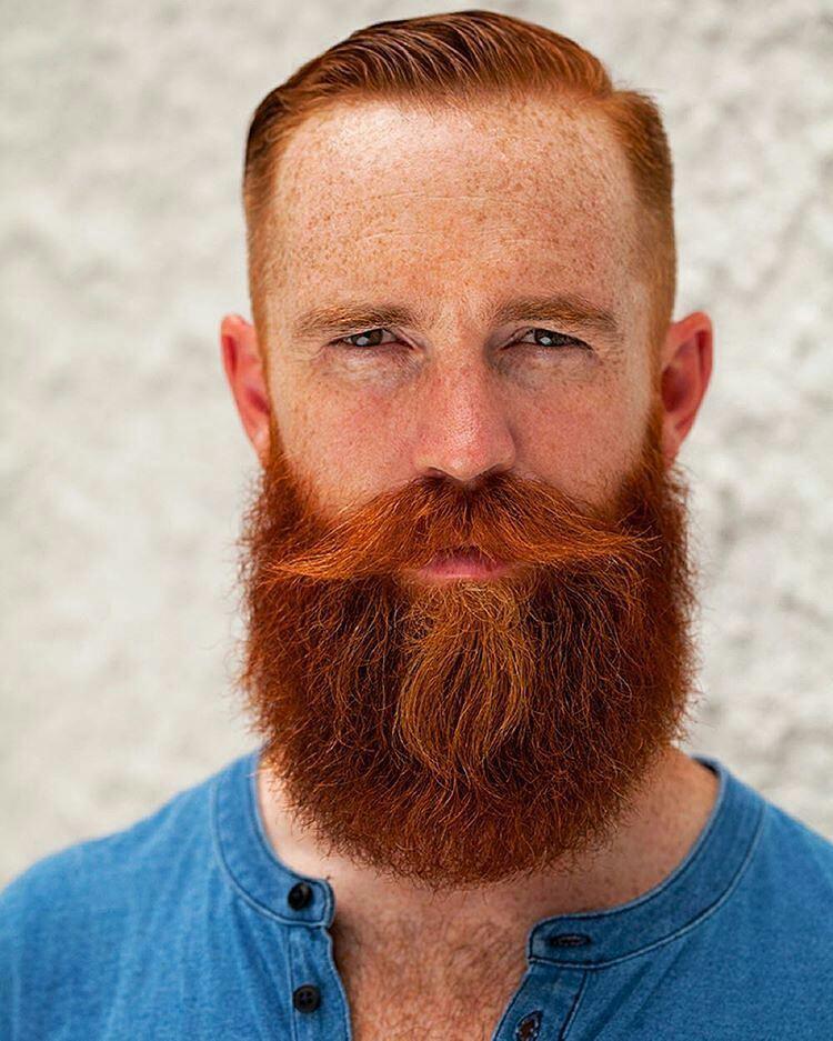 The medium beard