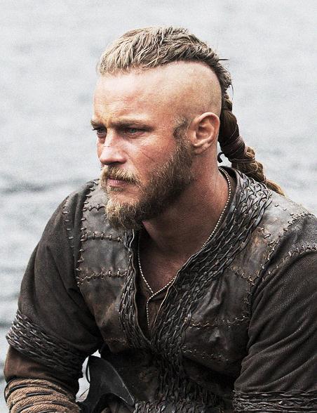 The smart Viking look
