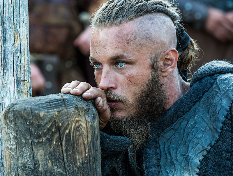 History of Viking Beard