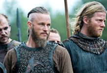 how to grow Viking Beard